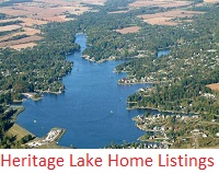 Heritage Lake Home Listings