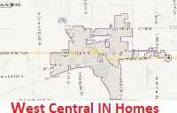West Central Indiana Homes